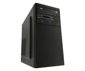 ZONE EVIL BASIC EE105123 ORDENADOR INTEL I5 10400 8GB 240SSD+1TB  W10