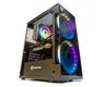 ZONE EVIL Nfortec40 Diamond Ordenador i7-10700K 32GB M.2_500GB 1TB GeForce RTX 3070 Wifi Negro