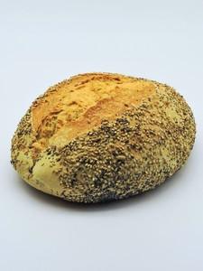 Pan de espelta con cereales