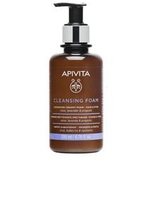 APIVITA CLEANSING ESPUMA OLIVA LAVANDA 200 ML