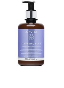 APIVITA CLEANSING ESPUMA OLIVA LAVANDA 300 ML