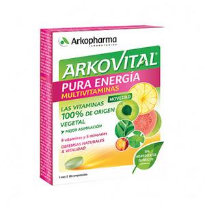 Complejo vitamínico ARKOVITAL (Arkopharma)