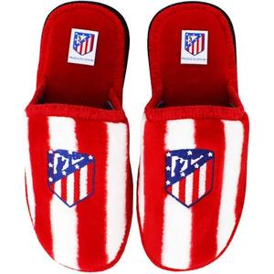 Zapatillas ATLÉTICO DE MADRID para andar en casa.