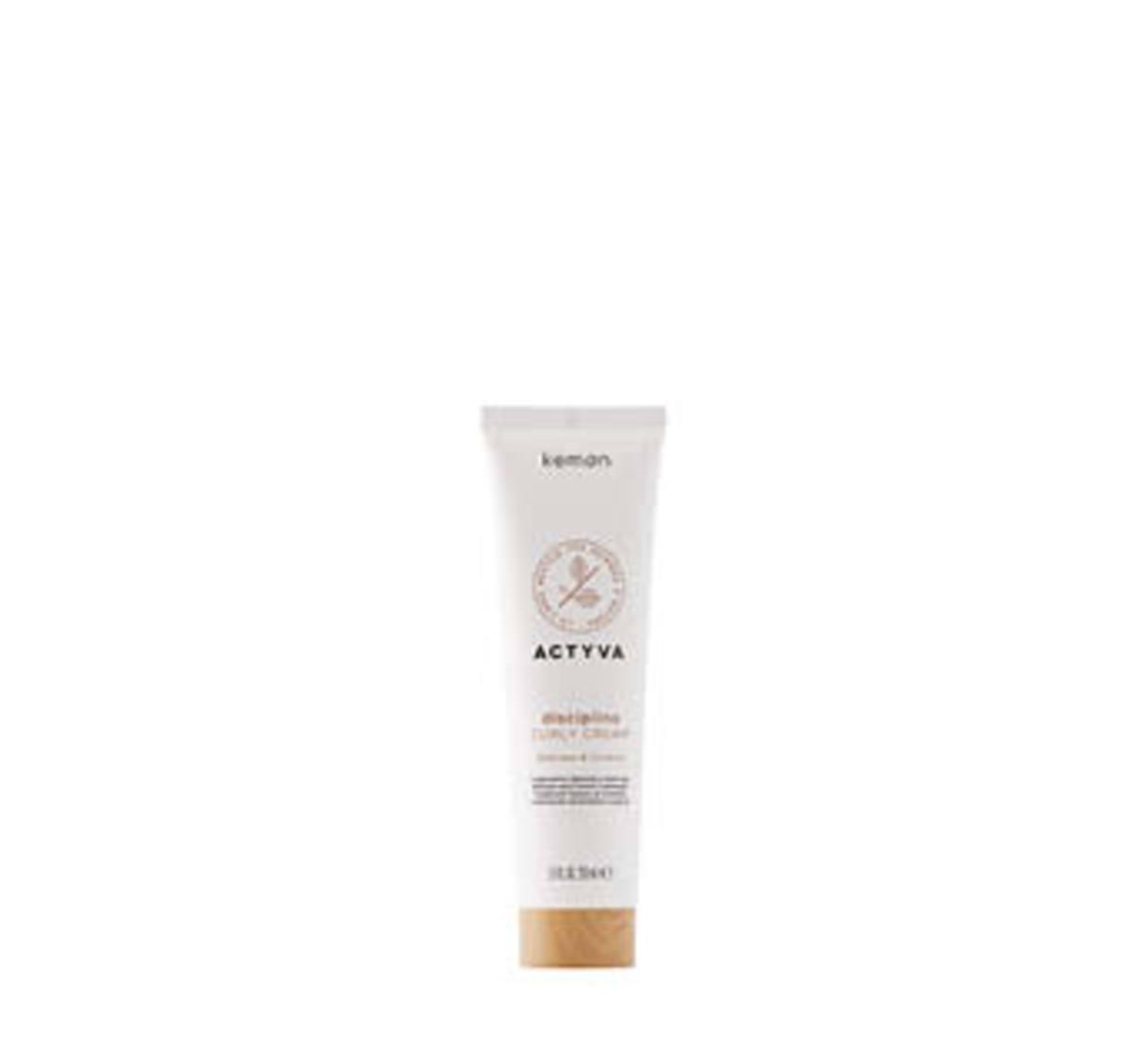 Actyva Disciplina Curly Cream 150 ML antiencrespamiento cabello rizado