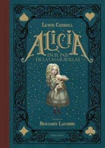 """Libro ilustrado """"Alicia en el país de las maravillas"""""""