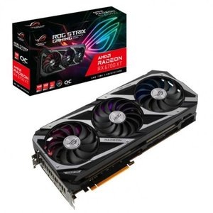 Asus ROG Strix Radeon RX 6700 XT OC Edition 12GB GDDR6