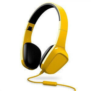Auriculares Energy System  amarillo