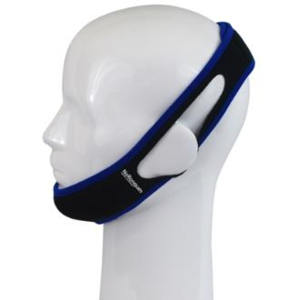 Banda sujeción mandibular anti-ronquidos