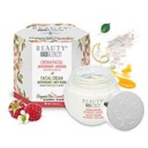 BEAUTY IN & OUT crema facial antioxidante 50ml BIO
