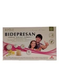 Bidepresan Hipérico, 20 viales (Lab. Intersa)