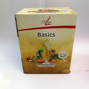 "Complemento Nutricional ""FitLine Basics"""