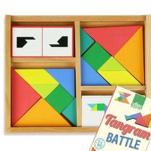 Batalla Tangram