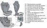 Silla de coche BeSafe iZi Flex FIX R129 i-Size de 1 a 1,5 m  4 a 12 años grupo 2/3