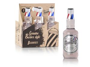 Beardburys Clear Champú-330ml