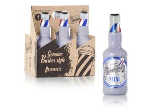 Beardburys Vital Champú-330ml