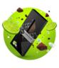 Chocolate Negro con Sal de Lima Berclau