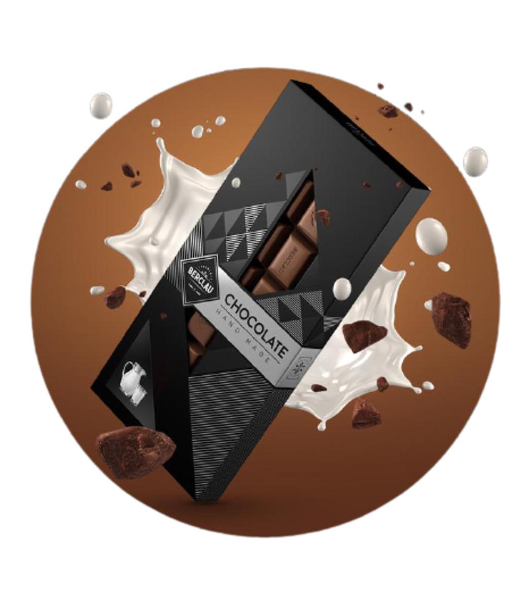 Chocolate con Leche 38% Cacao Berclau
