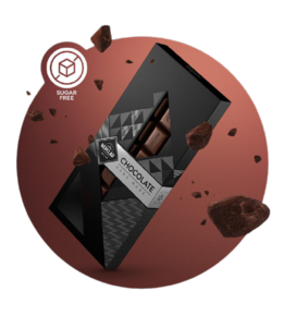 Chocolate Negro Sin Azúcar Berclau