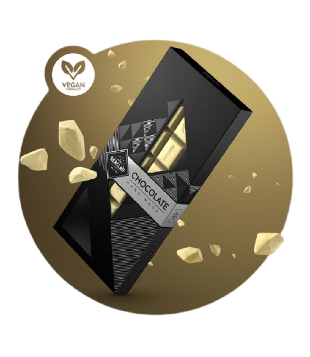 Chocolate Blanco Vegano Berclau