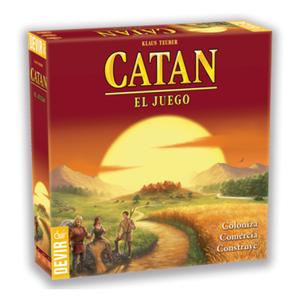 Catan (Castellano)