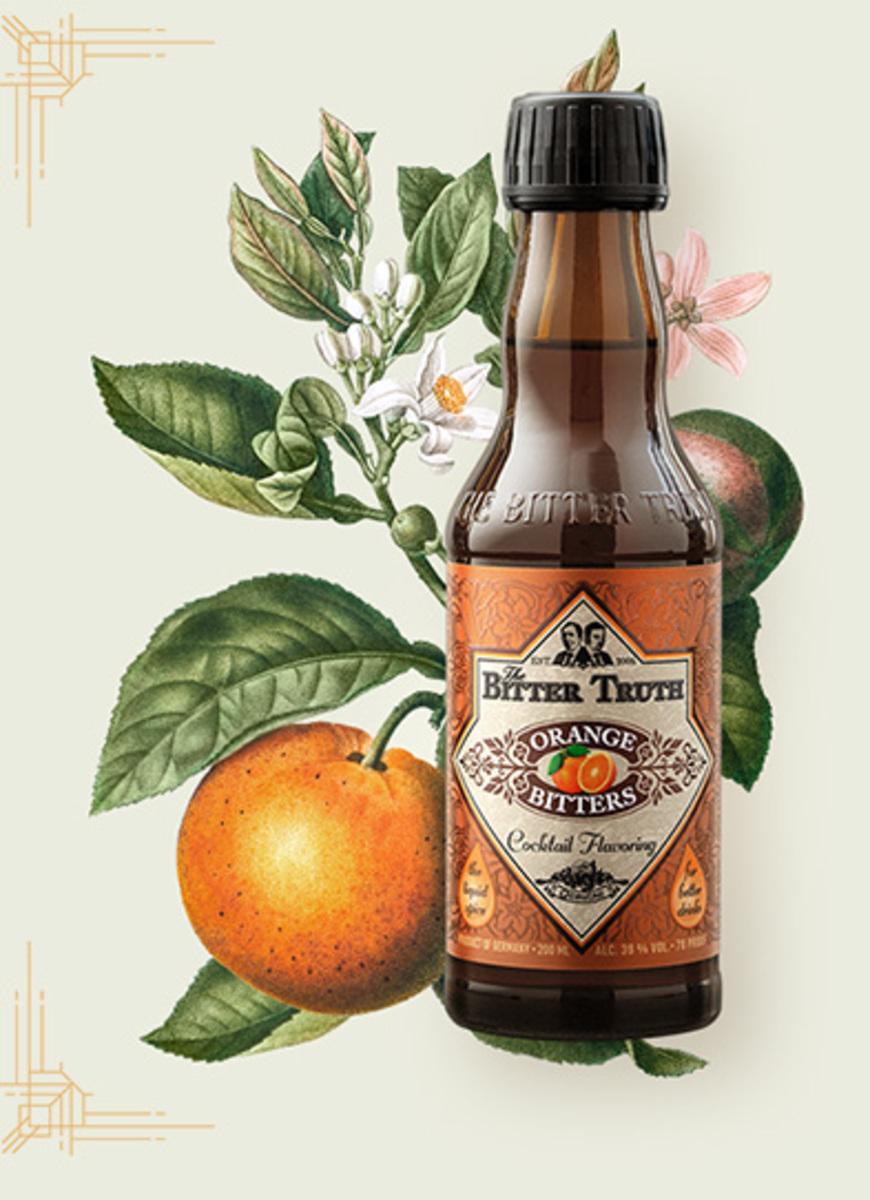 Bitter Truth Orange