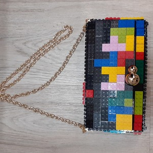 Bolso Bag & Bock TETRIS