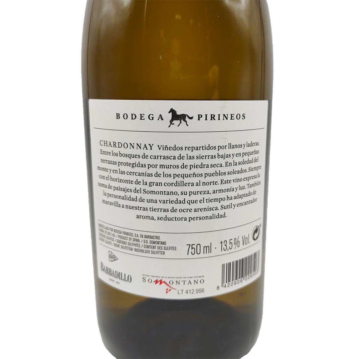 Bodegas Pirineos Chardonnay