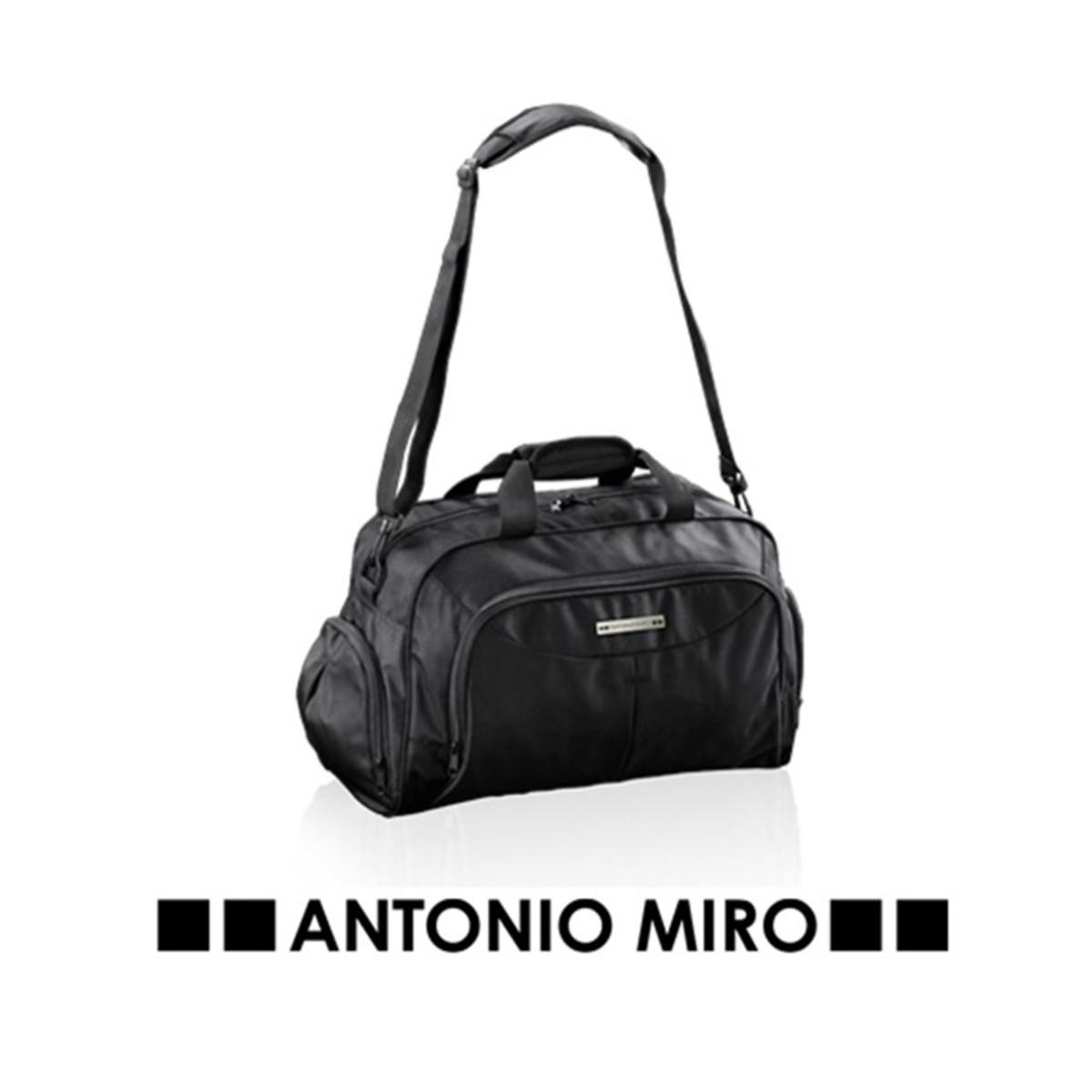 Bolsa negra Antonio Miró