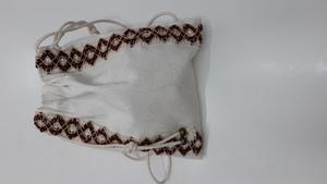 Bolso cintura mujer, color blanco