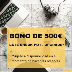 BONO DE 500€