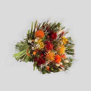 Bouquet de flor seca