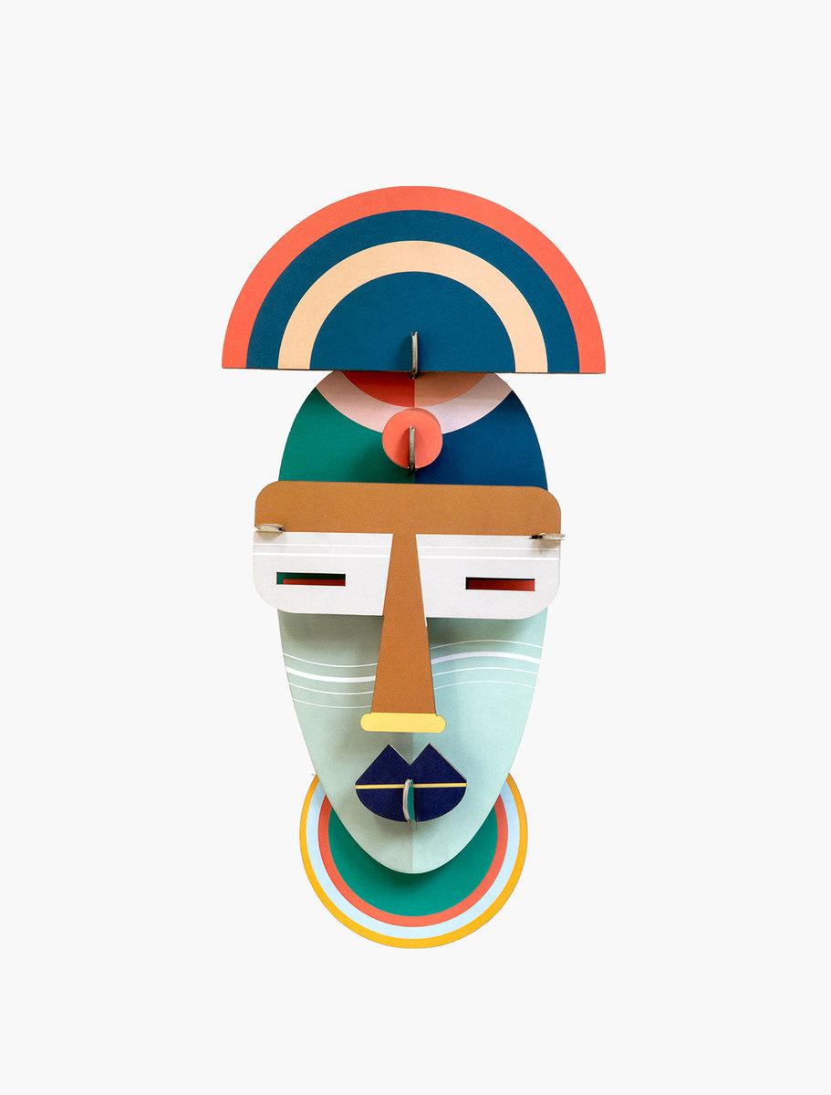Máscara Booklyn