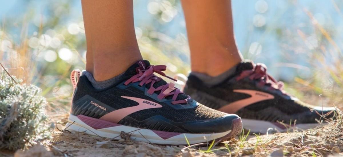 Zapatillas Brooks Cascadia 15 trail mujer