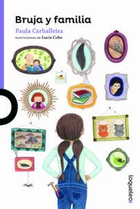"Libro ""Bruja y Familia"""