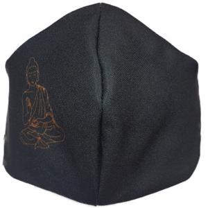 Mascarilla de Tela - Buda