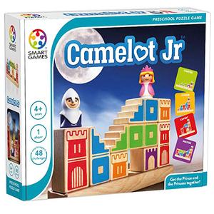 """JUEGO """"CAMELOT JR"""", SMART GAMES"""