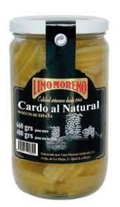 CARDO AL NATURAL LINO MORENO