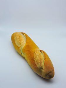Barra de pan de cuarto de kilo