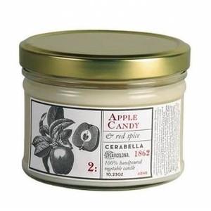 Vela Perfumada Caramelo de Manzana
