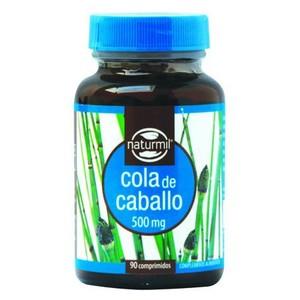 Cola de Caballo 500 mg 90 Comprimidos. Naturmil
