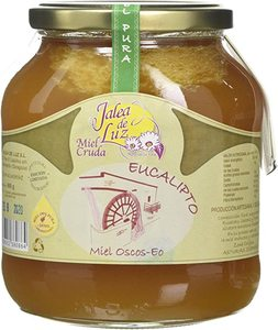 Miel de eucalipto Jalea de Luz