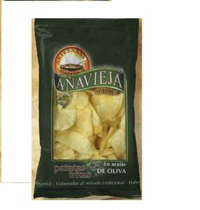 Patatas fritas especial