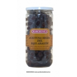 Aceitunas negras