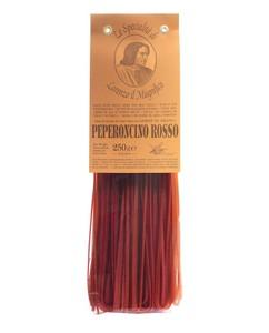 Spaguettis Peperoncino Rosso