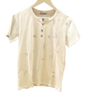 Camiseta CRAZY Blanca