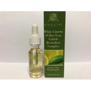 Aceite para cutícula Limetta y Aloe Vera 15ml
