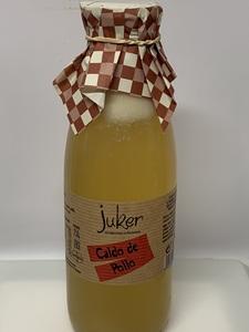 """Caldo de pollo """"Jucker"""" 750gr."""