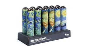Caleidoscopios con mucho arte