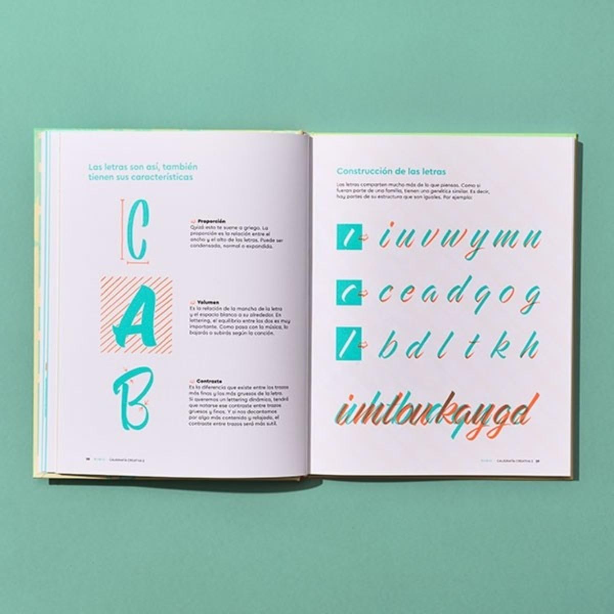 Caligrafía Creativa 3 - Cursiva inglesa