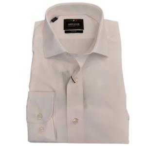 Camisa vestir blanca